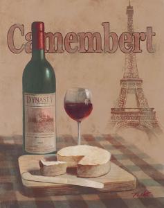 Camembert, Tour Eiffel by T^ C^ Chiu