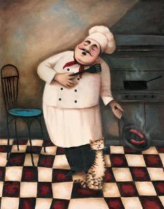 Chef II by T^ C^ Chiu