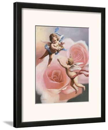 Cherubs' Rose