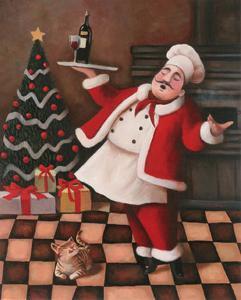 Christmas Chef II by T^ C^ Chiu