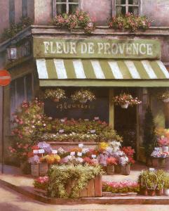 Fleurs de Provence by T^ C^ Chiu