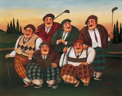 Golf Club by T^ C^ Chiu