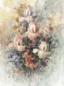 Irises by T^ C^ Chiu
