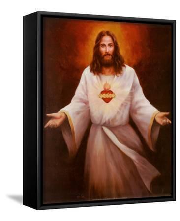 Jesus' Sacred Heart