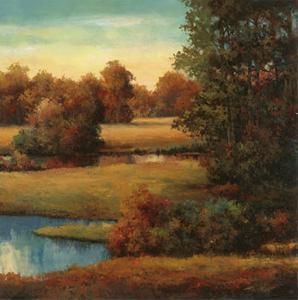 Lakeside Serenity II by T^ C^ Chiu