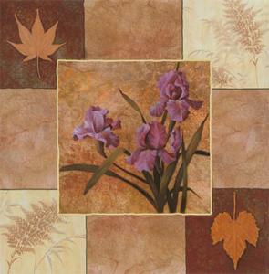 Lavender Iris by T^ C^ Chiu