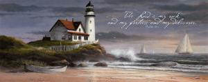 Lighthouse: Dusk by T^ C^ Chiu