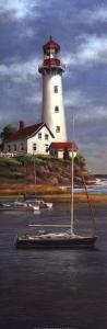 Lighthouse Shoals I by T^ C^ Chiu