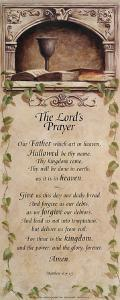 Lord's Prayer by T^ C^ Chiu
