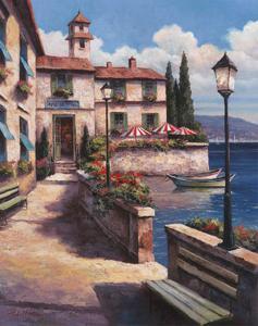 Mediterranean Villa I by T^ C^ Chiu