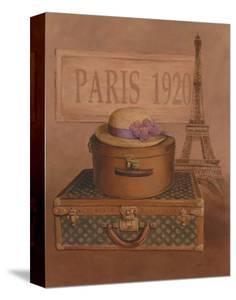 Paris, 1920 by T. C. Chiu