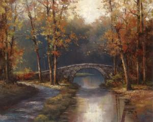 Path to Stone Bridge by T^ C^ Chiu