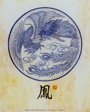 Phoenix Motif