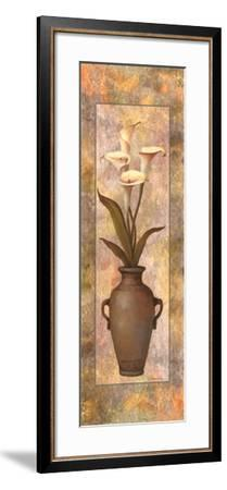 Potted Orchid Panel