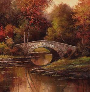 Stone Bridge by T. C. Chiu