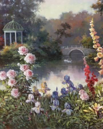 Summer Garden by T. C. Chiu