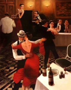 Tango II by T^ C^ Chiu