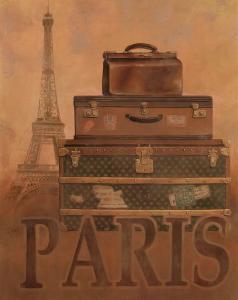 Travel, Paris by T^ C^ Chiu