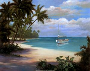 Tropical Cast Away by T. C. Chiu