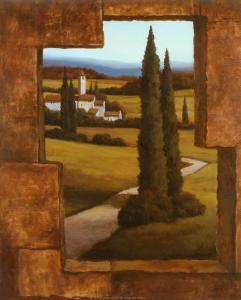 Tuscan Villa II by T^ C^ Chiu