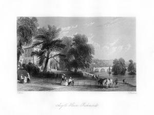 Asgill House, Richmond Upon Thames, 19th Century by T Fleming