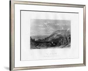 View of Leith Hill, C1844 by T Fleming