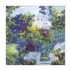 Maison Sur la Cote d'Azur by T. Forgione