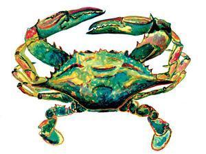 Blue Crab2 by T.J. Heiser