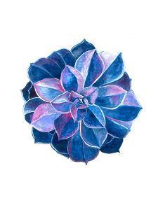 Blue Lotus by T.J. Heiser