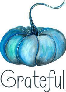 Pumpkin Grateful by T.J. Heiser