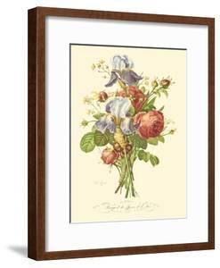 Plentiful Bouquet I by T.L. Prevost