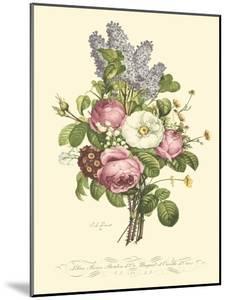 Plentiful Bouquet III by T.L. Prevost