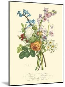 Plentiful Bouquet IV by T.L. Prevost