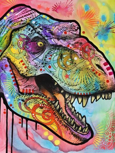 T Rex 1-Dean Russo-Giclee Print