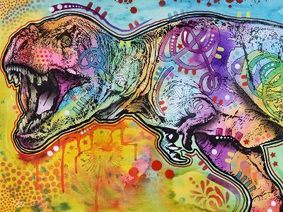 T Rex 2-Dean Russo-Giclee Print