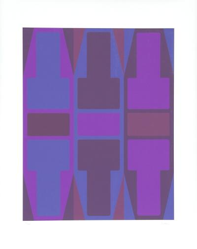 T Series (Purple)-Arthur Boden-Limited Edition