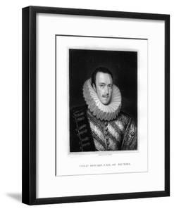 Saint Philip Howard, 20th Earl of Arundel, English Nobleman by T Wright