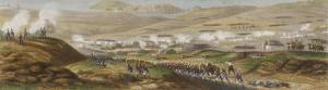 Peninsula Campaign Battle of Corunna Soult Tries to Prevent the English from Embarking by T. Yung