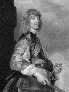 Algernon Percy, 10th Earl of Northumberland by TA Dean