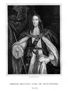 Edward Montagu, 2nd Earl of Manchester, English Soldier by TA Dean