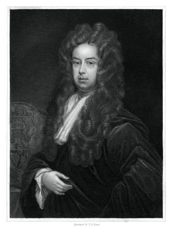John Somers, 1st Baron Somers, Lord High Chancellor of England