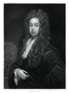 John Somers, 1st Baron Somers, Lord High Chancellor of England by TA Dean