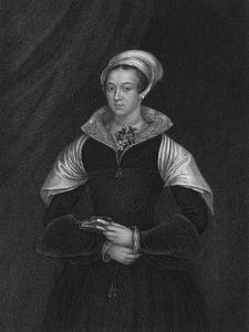 Lady Jane Grey (1537-155), 1824 by TA Dean
