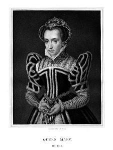 Queen Maria of Austria by TA Dean