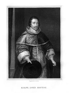 Sir Ralph, Lord Hopton, English Soldier by TA Dean