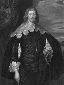 William Cavendish, 1st Duke of Newcastle-Upon-Tyne (C1592-167), 1825 by TA Dean