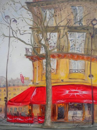Tabac, 2010-Antonia Myatt-Giclee Print