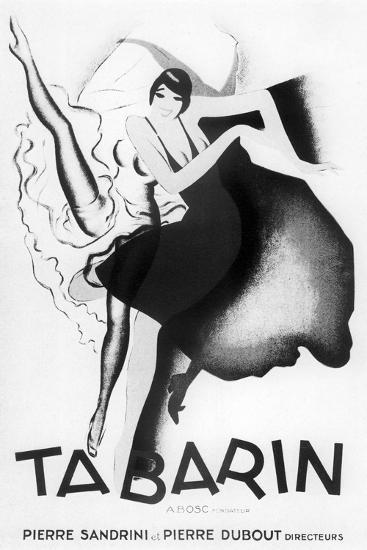 Tabarin Art Deco-Vintage Apple Collection-Giclee Print