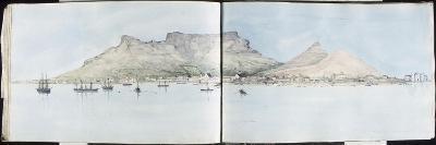 Table-Bay, Cap de Bonne-Espérance--Giclee Print