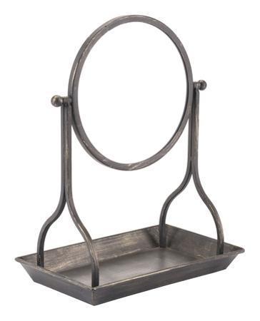 Table Mirror Black